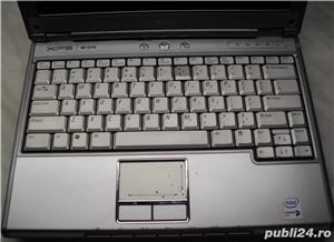 Dezmembrez Laptop DELL XPS M1210 (PP1S) (placa video defecta) Merge pe monitor extern - imagine 2