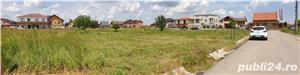CORA, Dumbrăvița, parcelă de 645 mp cu toate utilitățile - imagine 1