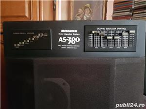 Boxe Vintage Ultra Rare! : Sonics AS-380 - 700 Ron Fix!  - imagine 4