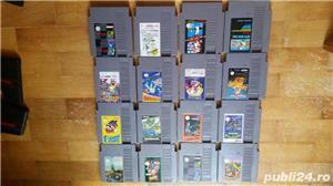 30  jocuri SNES , NES , N64,SEGA GEAR , vintage,COLECTIE - imagine 5