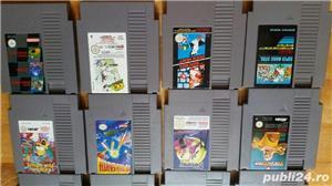 30  jocuri SNES , NES , N64,SEGA GEAR , vintage,COLECTIE - imagine 2