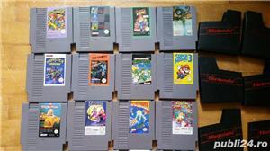 30  jocuri SNES , NES , N64,SEGA GEAR , vintage,COLECTIE - imagine 7