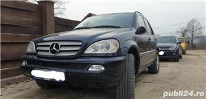 Mercedes-benz Clasa ML ml 270 - imagine 1