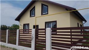 Casa la CHEIE in comuna Berceni 4 Camere + curte - imagine 1