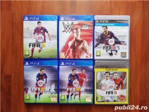 Vand / schimb jocuri originale PS4 si PS3 - imagine 1