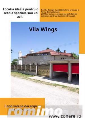 Vila Wings- Cand vrei sa dai aripi idealurilor tale - imagine 1