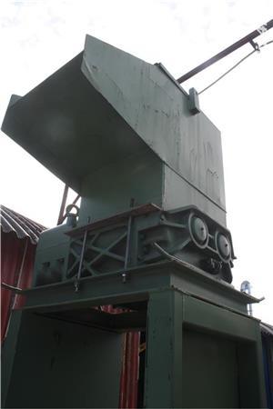 Tocator Industrial tip Schredder - imagine 3