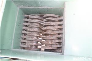 Tocator Industrial tip Schredder - imagine 5