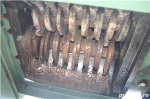 Tocator Industrial tip Schredder - imagine 1