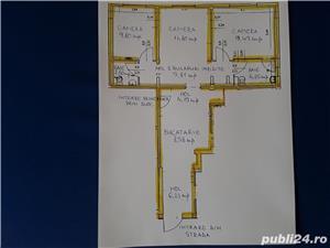 Apartament de vanzare cu preluare chiriasi - imagine 1