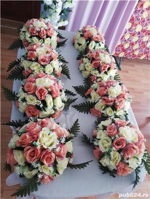 Prezidiu + aranjamente florale  - imagine 2