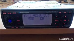 Radio cd navigare auto BLAUPUNKT TravelPilot Dx-R52,Germany - imagine 1
