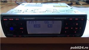 Radio cd navigare auto BLAUPUNKT TravelPilot Dx-R52,Germany - imagine 2