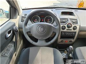 Renault Megane,GARANTIE 3 LUNI,BUY-BACK,RATE FIXE,Motor 1600 cmc,Benzina,115 CP,Clima, - imagine 7
