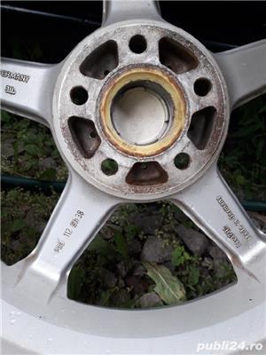 """4 jante aluminiu 17"""" pe Vw Passat, Audi A4,A6 cu anv 235/45R17 - imagine 8"""