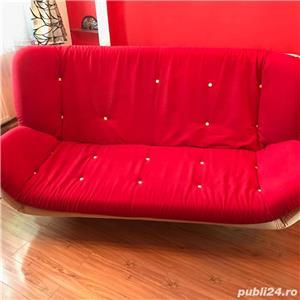 Canapea și fotoliu - imagine 6