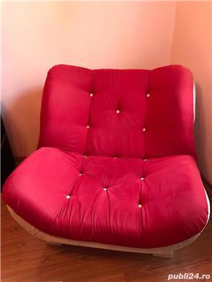 Canapea și fotoliu - imagine 2
