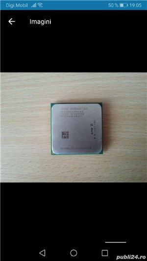 Vand Procesor si Cooler + Ventilator pentru socket AMD - imagine 1