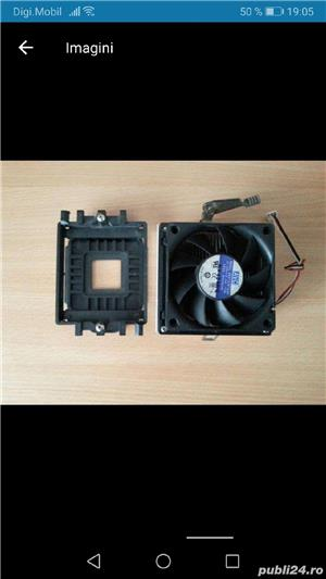 Vand Procesor si Cooler + Ventilator pentru socket AMD - imagine 3