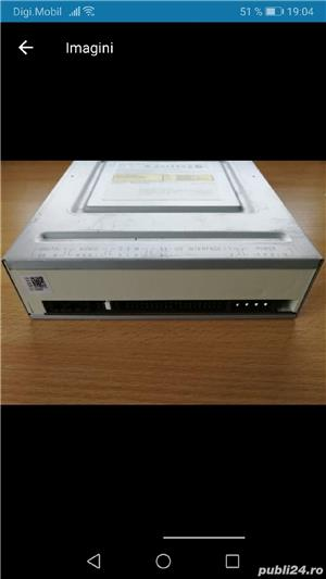 Vând unitate optică DVD-ROM, pe negru, model SH-D162D - imagine 6