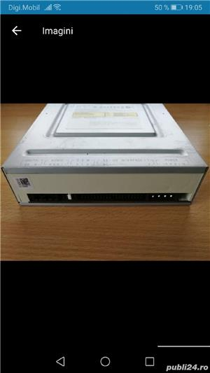 Vând unitate optică DVD-ROM, pe negru, model SH-D162D - imagine 7
