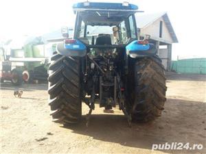 New holland TM 165 - imagine 1