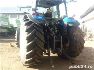 New holland TM 165 - imagine 5