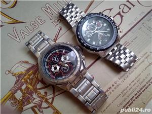 2 ceasuri bărbăteşti, masive, stare bună, funcţionale - imagine 6