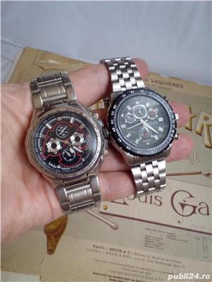 2 ceasuri bărbăteşti, masive, stare bună, funcţionale - imagine 3