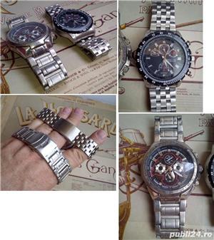 2 ceasuri bărbăteşti, masive, stare bună, funcţionale - imagine 1