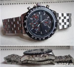2 ceasuri bărbăteşti, masive, stare bună, funcţionale - imagine 2