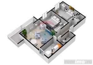 Apartament cu 3 camere | COMISION 0% | DEZVOLTATOR - imagine 4