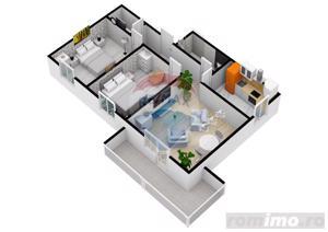 Apartament cu 3 camere | COMISION 0% | DEZVOLTATOR - imagine 1