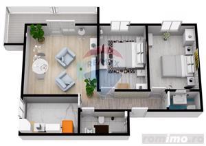 Apartament cu 3 camere | COMISION 0% | DEZVOLTATOR - imagine 6