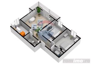 Apartament cu 3 camere | COMISION 0% | DEZVOLTATOR - imagine 5