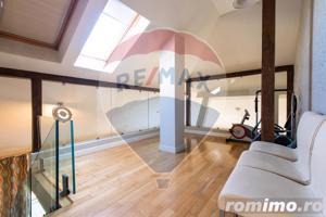 EXCLUSIVITATE!  Vanzare penthouse spectaculos pe Trifoiului - imagine 19