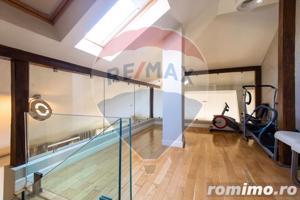 EXCLUSIVITATE!  Vanzare penthouse spectaculos pe Trifoiului - imagine 18