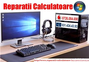 Instalare Windows Bucuresti Devirusare Recuperare Date Reparatii Calculatoare Bucuresti - imagine 1