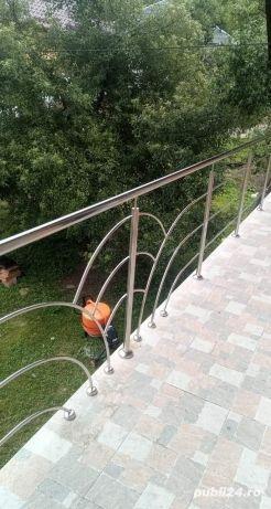 balustrade inox și fier forjat, scări, porți, garduri, etc.  - imagine 2