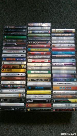 Super colectie casete audio/albume (originale) - imagine 1