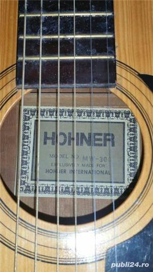 Chitară Hohner  - imagine 5