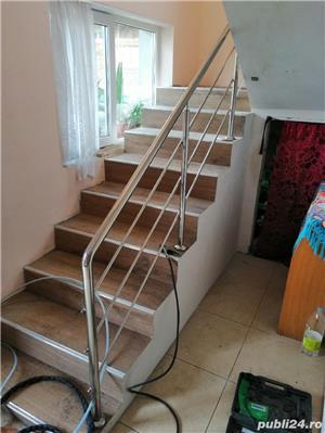 balustrade inox și fier forjat, scări, porți, garduri, etc.  - imagine 1