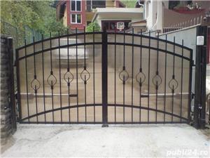 balustrade inox și fier forjat, scări, porți, garduri, etc.  - imagine 4