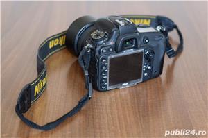 Nikon D600 Full Frame impecabil + grip + obiectiv Nikon 50mm f1.8 - imagine 2