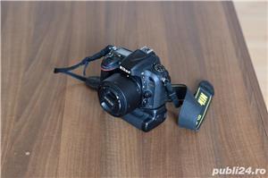 Nikon D600 Full Frame impecabil + grip + obiectiv Nikon 50mm f1.8 - imagine 1