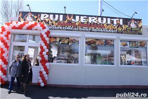 Inchiriem spatiu utilat modern pretabil fast-food, catering stradal - imagine 1