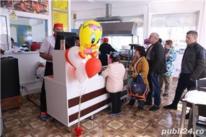 Inchiriem spatiu utilat modern pretabil fast-food, catering stradal - imagine 4