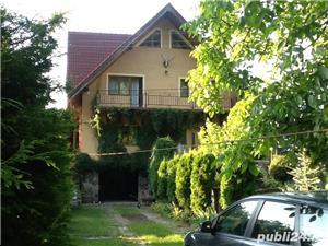 Vând vila frumoasa in zona superba - imagine 1