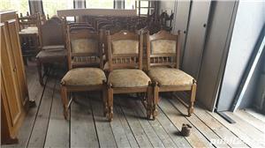 mese si scaune  - imagine 4