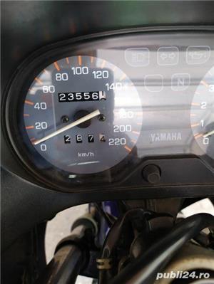 Yamaha XJ600S - imagine 5